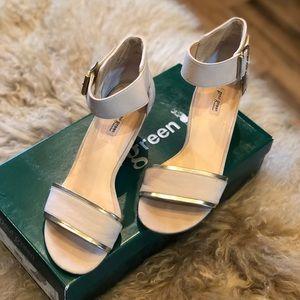 Paul Green Ankle Strap Heels 👠